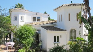 Detached Villa for sale in Elviria, Marbella, Málaga, Spain