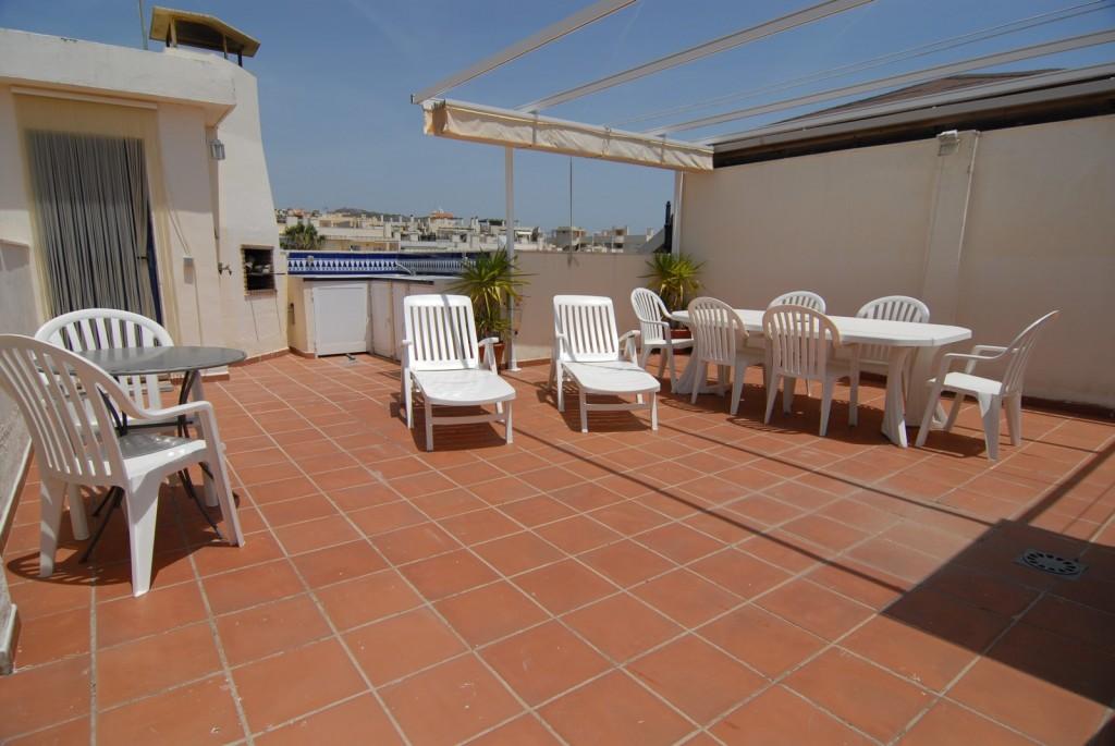 Calahonda,Calahonda,Malaga,2 Bedrooms Bedrooms,1 BathroomBathrooms,Atico - penthouse,BOMAAP5171