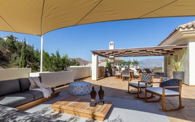 penthouse en duplex à vendre en La Mairena, Marbella, Málaga, Espagne