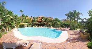 Garden Apartment for sale in La Alzambra Hill Club, Marbella, Málaga, Spain