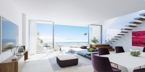 Duplex Penthouse Sprzedaż Nieruchomości w Hiszpanii in La Capellanía, Benalmádena, Málaga, Hiszpania