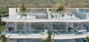 Penthouse Sprzedaż Nieruchomości w Hiszpanii in Benalmádena, Málaga, Hiszpania