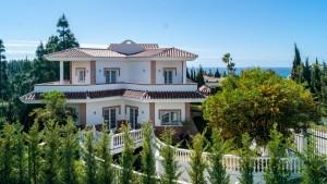 Villa independiente en venta en El Chaparral, Mijas, Málaga, España