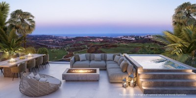 778290 - Penthouse For sale in Cala de Mijas, Mijas, Málaga, Spain
