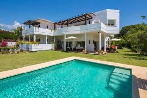 Detached Villa Sprzedaż Nieruchomości w Hiszpanii in Bahía de Marbella, Marbella, Málaga, Hiszpania