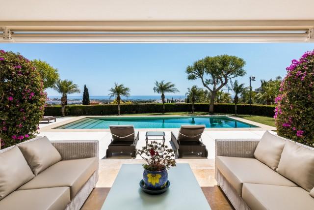 Villa for sale in El Herrojo Alto, Benahavís, Málaga, Spain