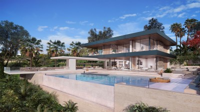 789932 - Villa For sale in La Quinta Sur, Benahavís, Málaga, Spain
