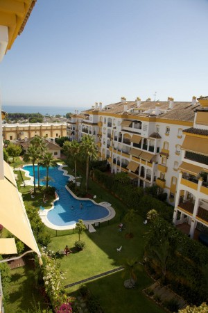 Penthouse for sale in Nagüeles, Marbella, Málaga, Spain