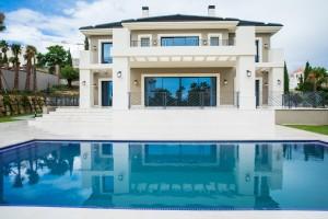 Luksusowa willa na sprzedaz w Benahavis - Andaluzja- Costa Del Sol Hiszpania