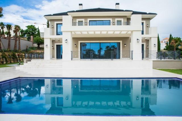 Villa à vendre en Los Flamingos, Benahavís, Málaga, Espagne