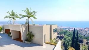 Villa Sprzedaż Nieruchomości w Hiszpanii in Las Lomas de Mijas, Mijas, Málaga, Hiszpania