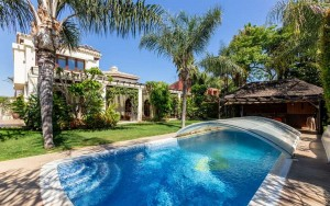 Villa for sale in San Pedro de Alcántara, Marbella, Málaga, Spain