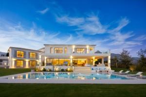 Detached Villa for sale in Aloha, Marbella, Málaga, Spain