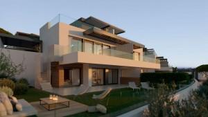 800631 - Semi-Detached for sale in Atalaya Golf, Estepona, Málaga, Spain