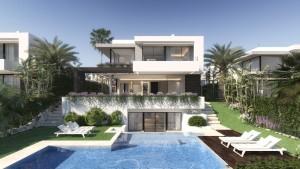 Villa Sprzedaż Nieruchomości w Hiszpanii in New Golden Mile, Estepona, Málaga, Hiszpania