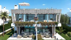 801471 - Semi-Detached for sale in Puerto Banús, Marbella, Málaga, Spain