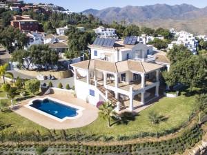 Villa à vendre en La Mairena, Marbella, Málaga, Espagne