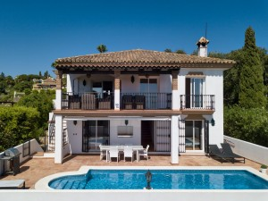 Villa en venta en El Rosario, Marbella, Málaga, España