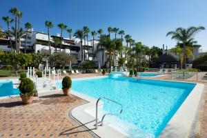 803941 - Duplex Penthouse for sale in Marina Puente Romano, Marbella, Málaga, Spain