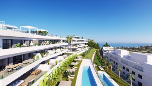 Atico - Penthouse for sale in Estepona, Málaga, Spain