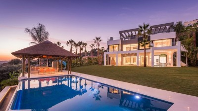 805436 - Villa For sale in Los Flamingos, Benahavís, Málaga, Spain