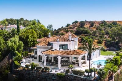 805449 - Villa For sale in Las Brisas, Marbella, Málaga, Spain