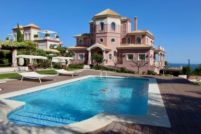 806213 - Villa For sale in Los Flamingos, Benahavís, Málaga, Spain