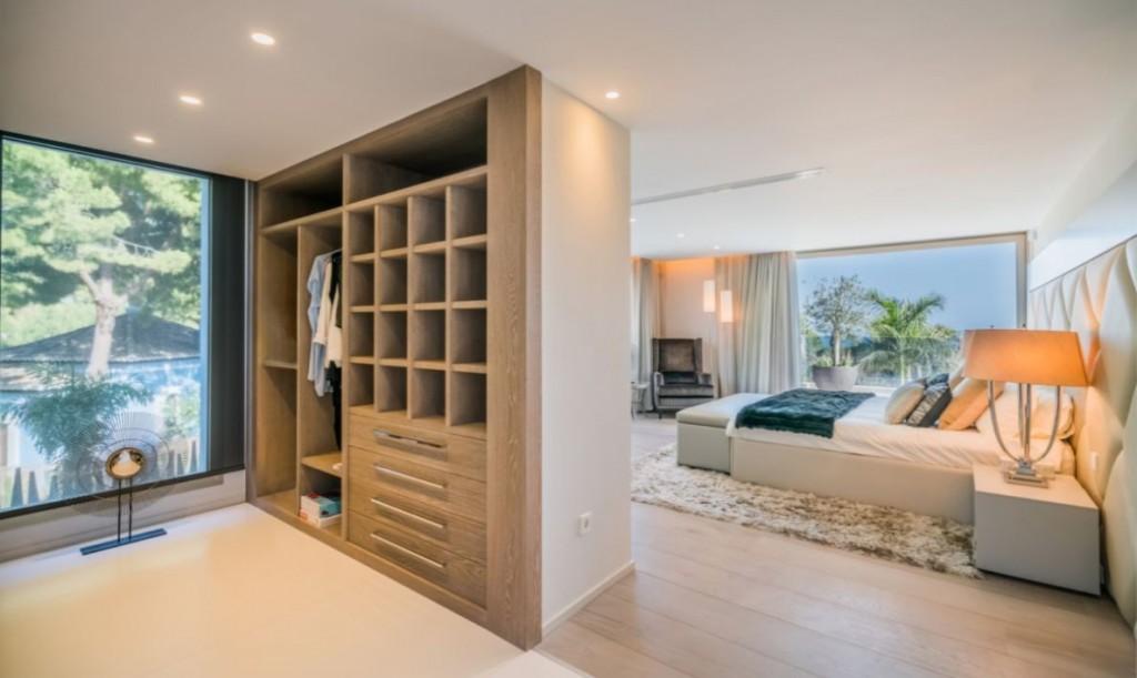 dormitorio vestidor