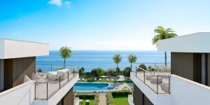 818624 - Penthouse te koop in Casares Playa, Casares, Málaga, Spanje