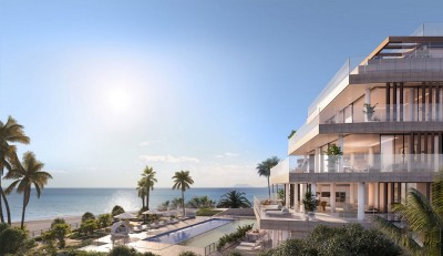 819348 - Duplex penthouse for sale in Estepona Playa, Estepona, Málaga, Spanje