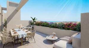 820737 - Penthouse for sale in Estepona Golf, Estepona, Málaga, Spain