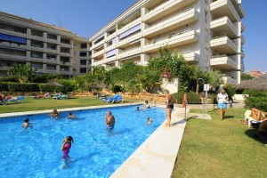 Apartment for sale in Nagüeles, Marbella, Málaga, Spain