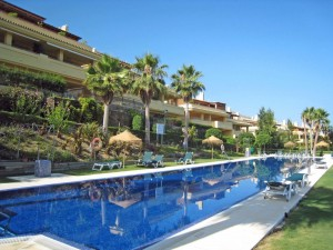Apartment for sale in Sierra Blanca, Marbella, Málaga, Spain