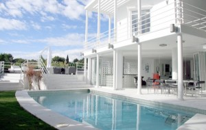 Exclusive villa situated in the area of Marbella - Puerto Banús
