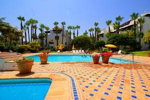 690095 - Apartamento en alquiler en Marina Puente Romano, Marbella, Málaga, España