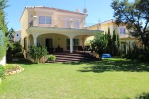 Willa Hacienda San Manuel Elviria  Costa del Sol Marbella NA SPRZEDAZ