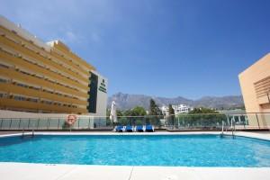 RESIDENCIAL PALACIO DE CONGRESOS apartment 3A on the 3rd floor FOR SALE Marbella Costa del Sol