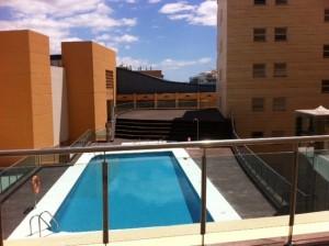 RESIDENCIAL PALACIO DE CONGRESOS apartment 3B on the 3rd floor FOR SALE Marbella Costa del Sol
