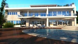 Luxury Villa, Bahia de Marbella overlooks the Mediterranean sea FOR SALE Costa del Sol