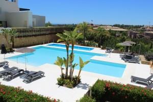 Apartament NA SPRZEDAZ w Benahavis Los Flamingos Golf Resort