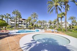 Apartament Alcazaba Beach NA SPRZEDAZ w Esteponie