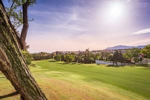 Frontline golf villa in Guadalmina Hoyo 4 N1 FOR SALE in Marbella