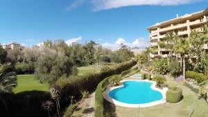 Frontline Guadalmina Golf Apartment FOR SALE in Marbella