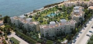 Apartament Horizon Beach w Estepona w Costa del Sol