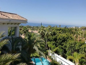 Penthouse in Nagueles in Marbella FOR SALE and FOR RENT