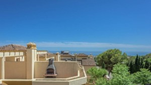 TOWNHOUSES MARBELLA in Nagueles FOR SALE