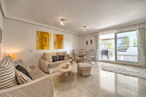 REF. 148 Apartament z 3 sypialniami miedzy Estepona i Puerto Banus