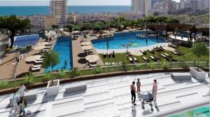 750072 - Apartamento Dúplex en venta en Benidorm, Alicante, España