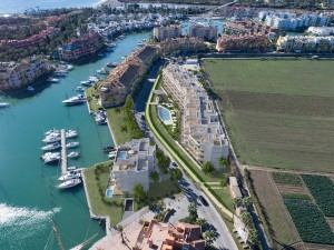 Apartment for sale in Puerto de Sotogrande, San Roque, Cádiz, Spain