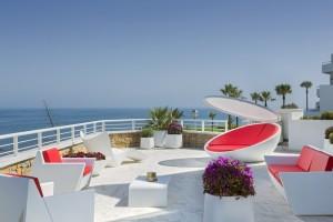 Apartamenty w pierwszej linii brzegowej Manilva , Casares, Andaluzja, Costa Del Sol